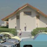 Chiesa Evangelista - Parcheggio
