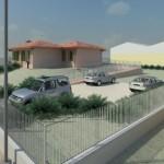 villa unifamigliare - Parcheggio